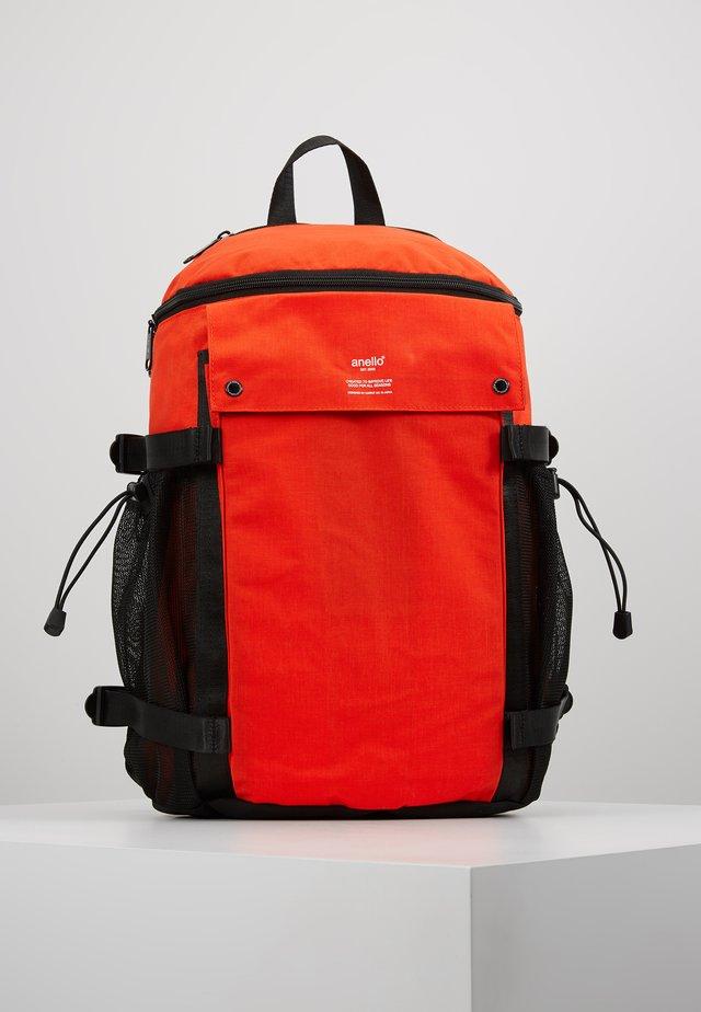 Rygsække - orange