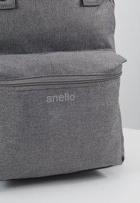 anello - TOTE TOMBSTONE - Reppu - grey - 6