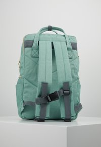 anello - SQUARE TOTE BACKPACK - Reppu - mint green - 2