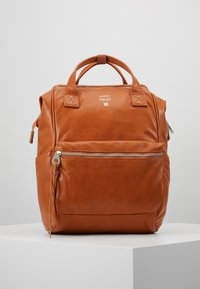 anello - VEGAN BACKPACK  - Reppu - camel - 0