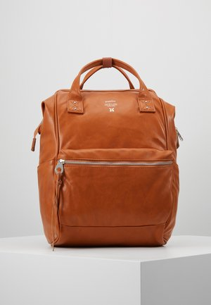 VEGAN BACKPACK  - Ryggsäck - camel