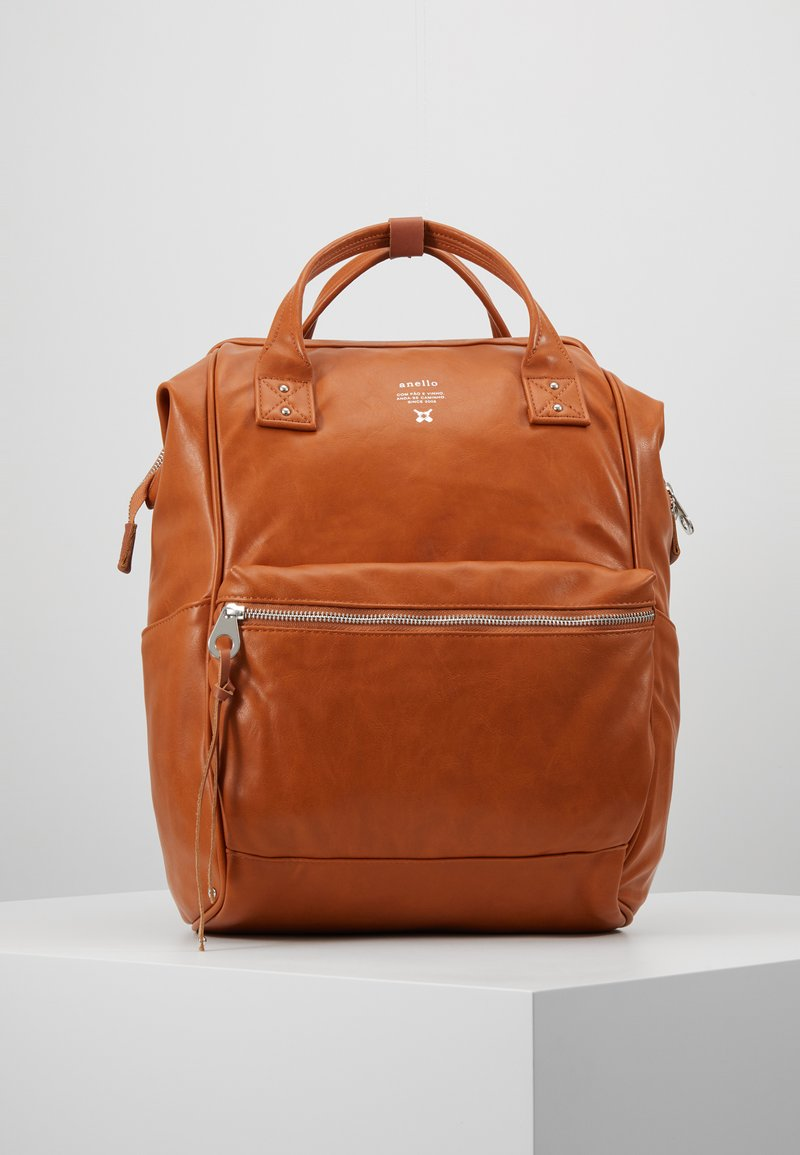 anello - VEGAN BACKPACK  - Reppu - camel