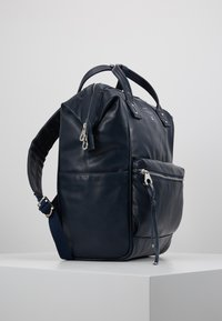 anello - VEGAN BACKPACK  - Rucksack - dark blue - 3
