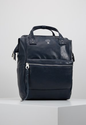 VEGAN BACKPACK  - Tagesrucksack - dark blue