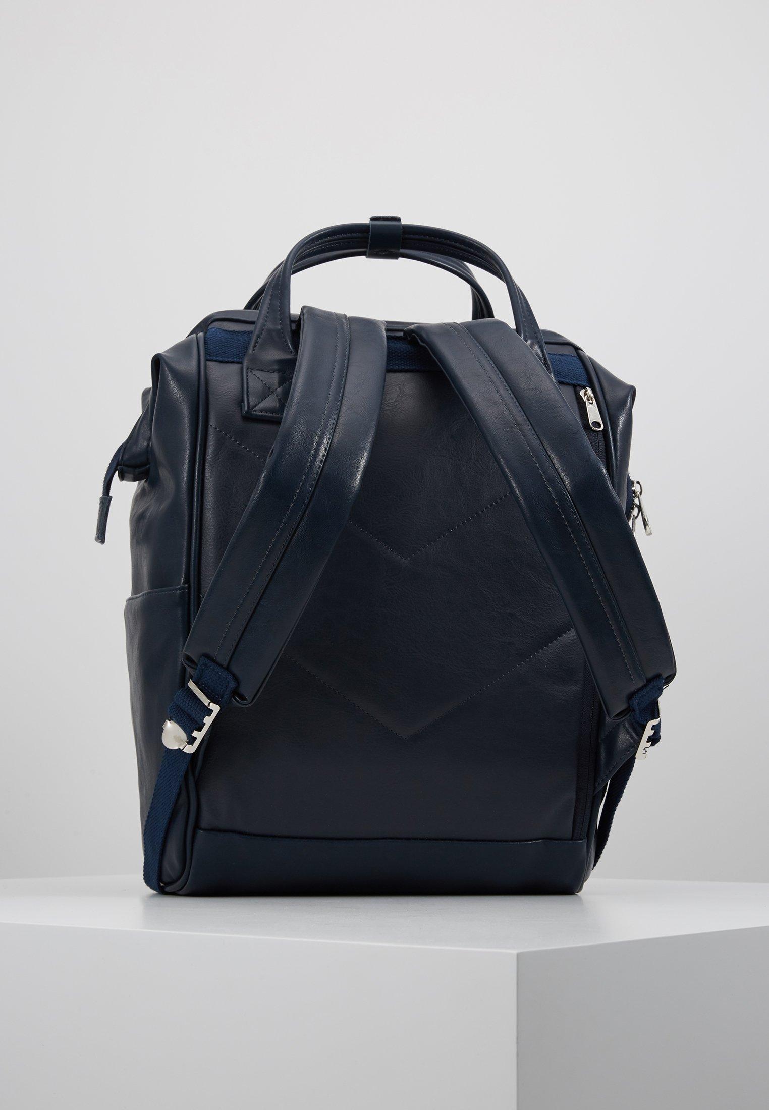 Anello Vegan Backpack - Tagesrucksack Dark Blue Black Friday