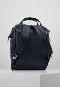 anello - VEGAN BACKPACK  - Rucksack - dark blue - 2