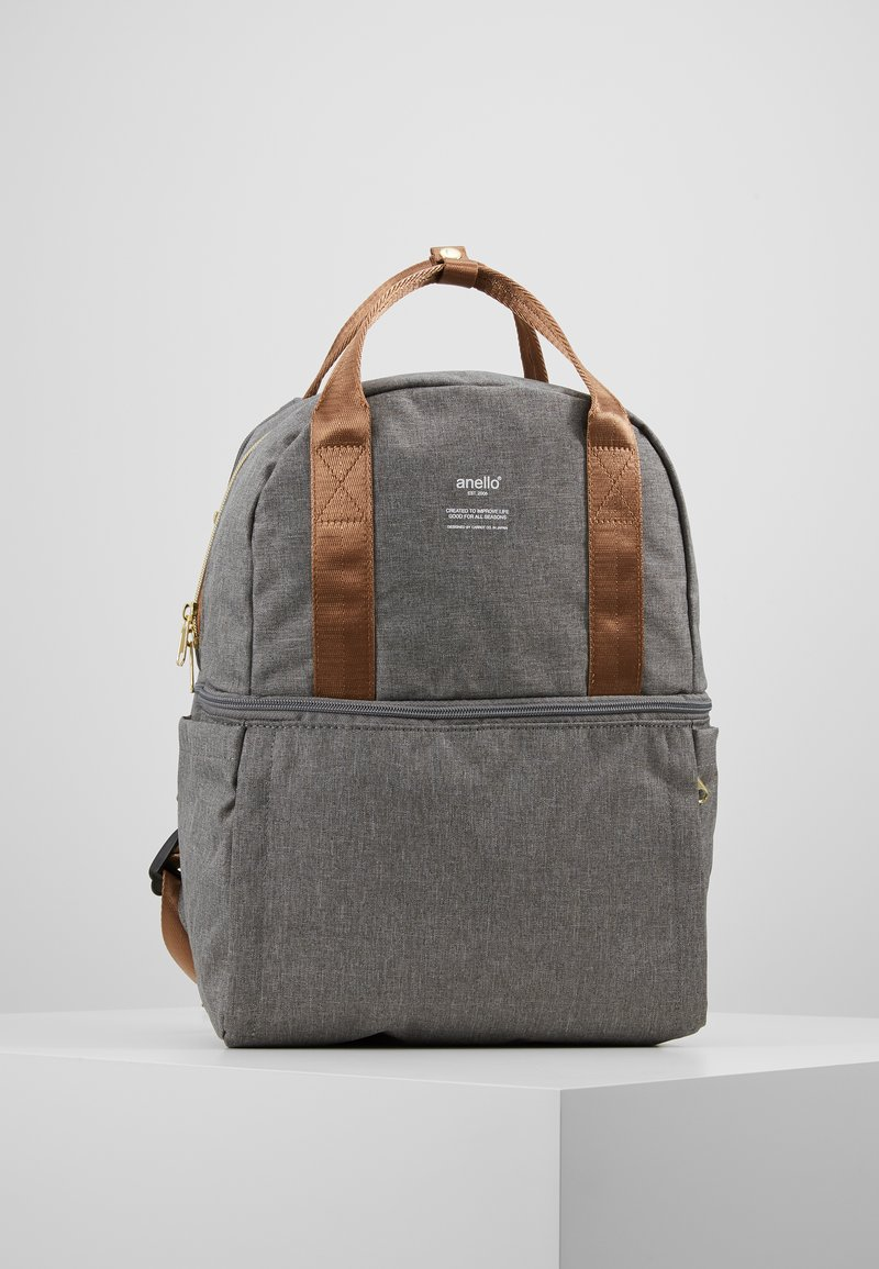 anello - CHUBBY BACKPACK - Tagesrucksack - grey