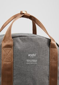 anello - CHUBBY BACKPACK - Tagesrucksack - grey - 2