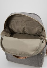 anello - CHUBBY BACKPACK - Reppu - grey - 5