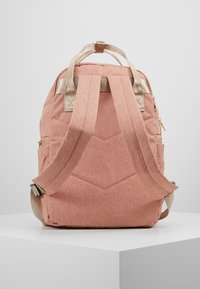 anello - CHUBBY BACKPACK - Reppu - nude/pink - 3