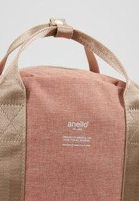 anello - CHUBBY BACKPACK - Reppu - nude/pink - 2
