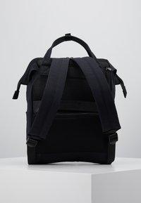 anello - MELANGE TOTE - Rucksack - black - 3