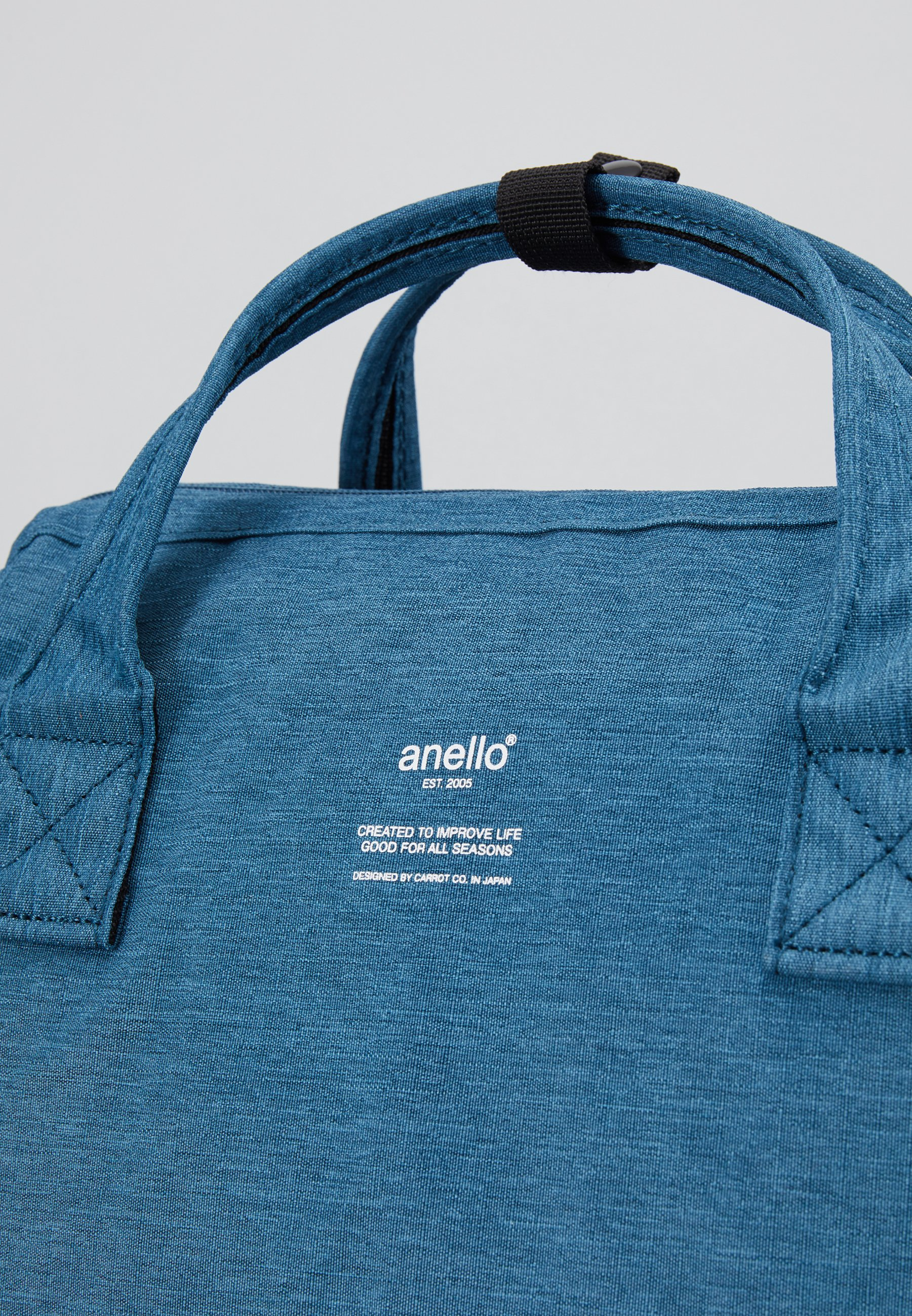 Anello Melange - Sac À Dos Denim Black