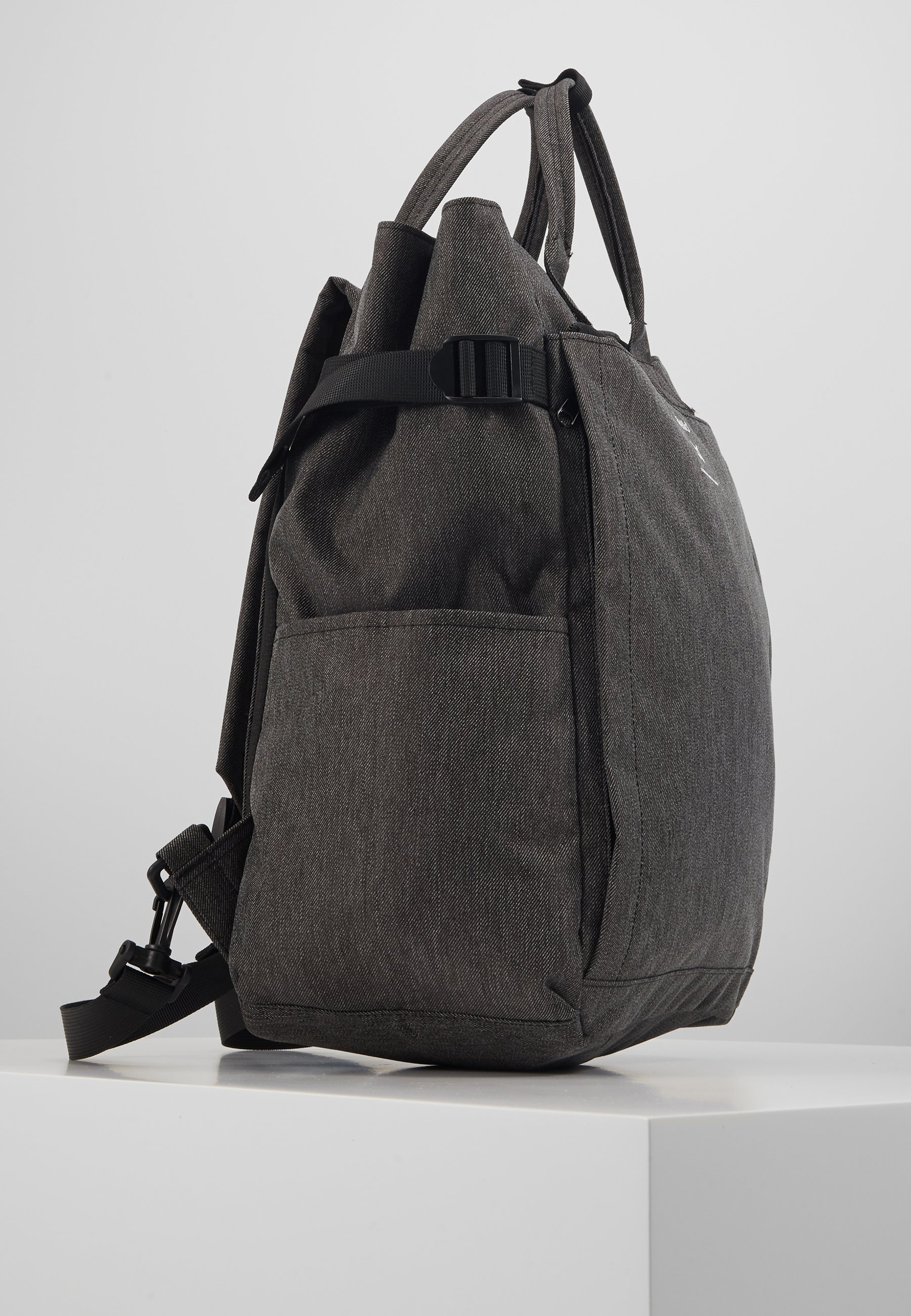Anello Open Tote Backpack - Sac À Dos Black