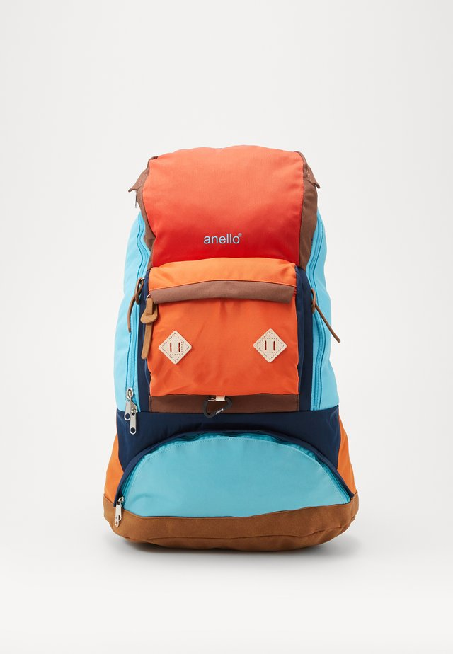 NOSTALGIC BACKPACK - Ryggsekk - multi-coloured