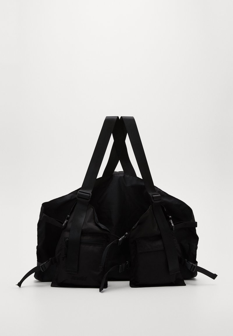 anello - RUCK VEST BAG - Reppu - black