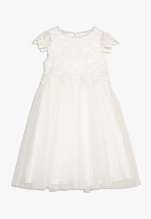 TOP PETAL WAIST DRESS - Cocktail dress / Party dress - ivory