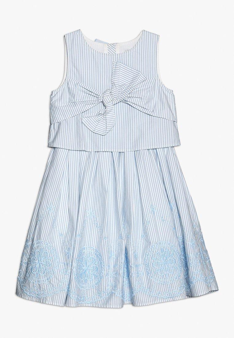 Angel & Rocket - BRODERIE DRESS - Day dress - blue