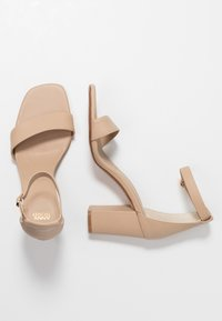 ANNY NORD - THE ONLY WAY IS UP - High heeled sandals - pale nude - 3