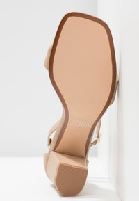 ANNY NORD - THE ONLY WAY IS UP - High heeled sandals - pale nude - 6