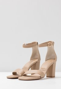 ANNY NORD - THE ONLY WAY IS UP - High heeled sandals - pale nude - 4