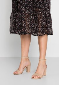 ANNY NORD - THE ONLY WAY IS UP - High heeled sandals - pale nude - 0