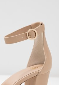 ANNY NORD - THE ONLY WAY IS UP - High heeled sandals - pale nude - 2