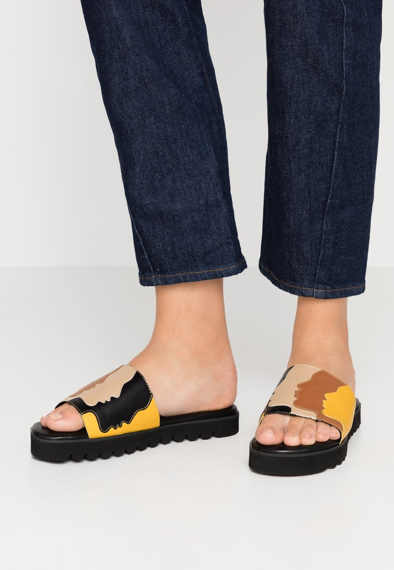 ANNY NORD - SISTER - Mules - multicolor
