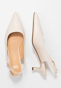 ANNY NORD - TO THE POINT - Pumps - cream - 3