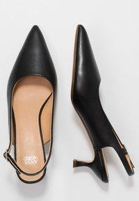ANNY NORD - TO THE POINT - Klassiske pumps - black - 3