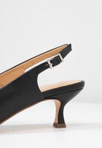 ANNY NORD - TO THE POINT - Klassiske pumps - black - 2