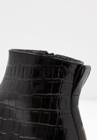 ANNY NORD - NOBODY IS PERFECT HIGH TOP - Ankelboots - black - 2