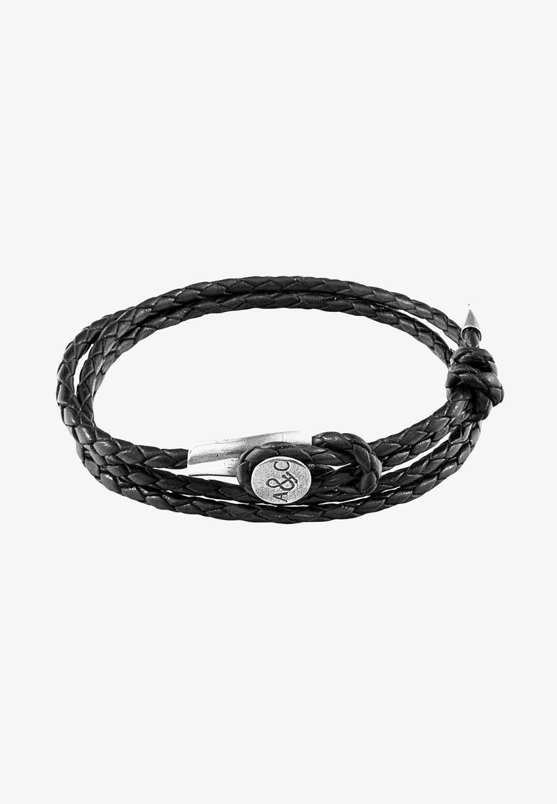 Anchor & Crew - DUNDEE - Bracelet - black