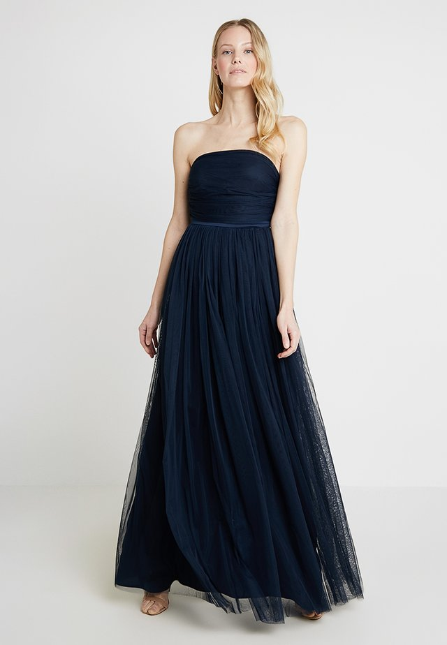 ANAYA WITH LOVE BANDEAU MAXI DRESS - Ballkleid - navy