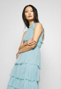 Anaya with love - SLEEVELESS TIERED DRESS - Společenské šaty - cornflower blue - 3