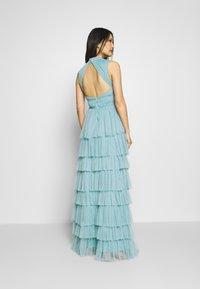 Anaya with love - SLEEVELESS TIERED DRESS - Společenské šaty - cornflower blue - 2