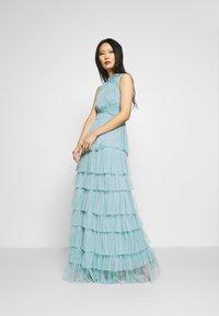 Anaya with love - SLEEVELESS TIERED DRESS - Společenské šaty - cornflower blue - 0