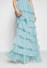Anaya with love - SLEEVELESS TIERED DRESS - Společenské šaty - cornflower blue - 5