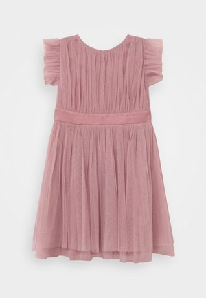 Sukienka koktajlowa - mauve
