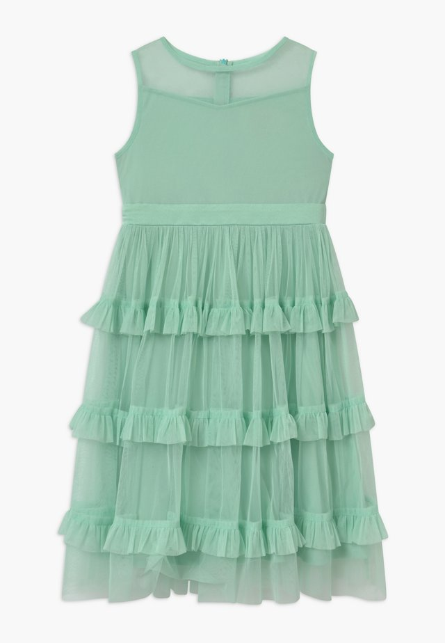 Cocktail dress / Party dress - dusty aqua