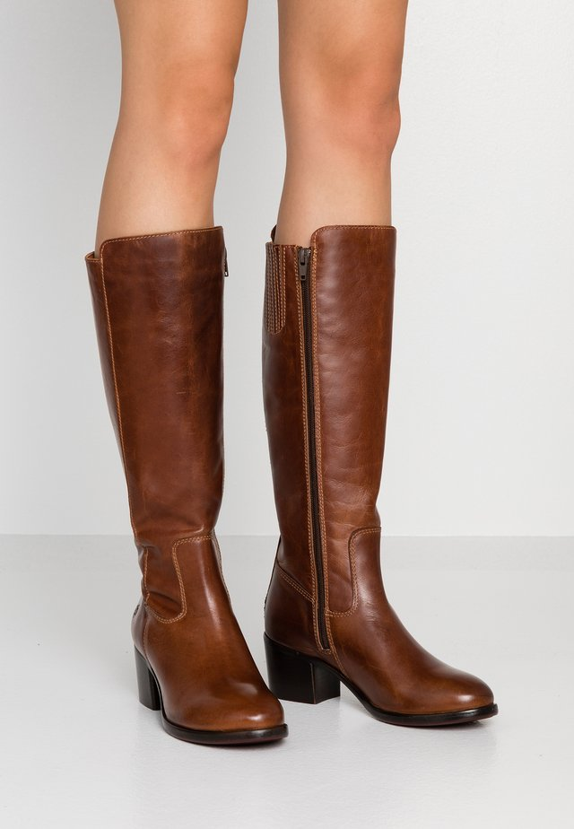 CELIA - Boots - brown
