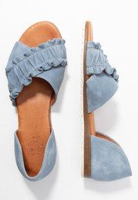 Apple of Eden - CANDY - Sandals - light blue - 3