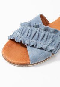 Apple of Eden - CANDY - Sandals - light blue - 2