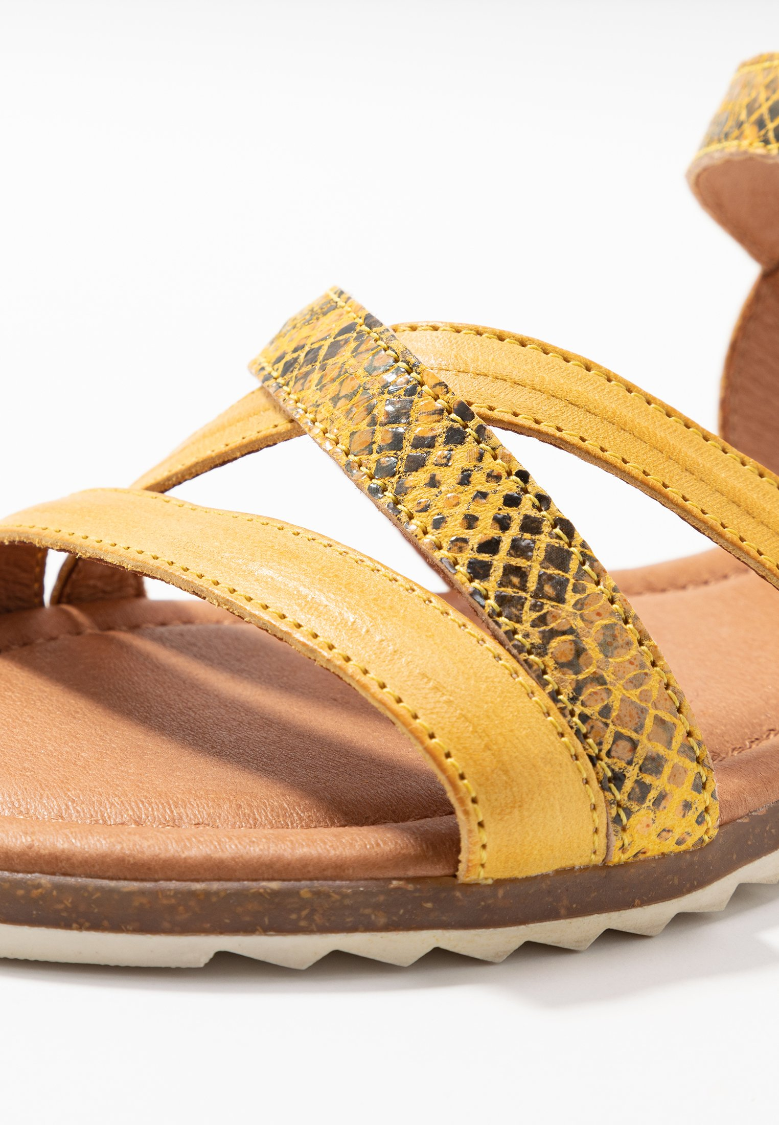Apple of Eden LAUREEN - Sandaler - yellow