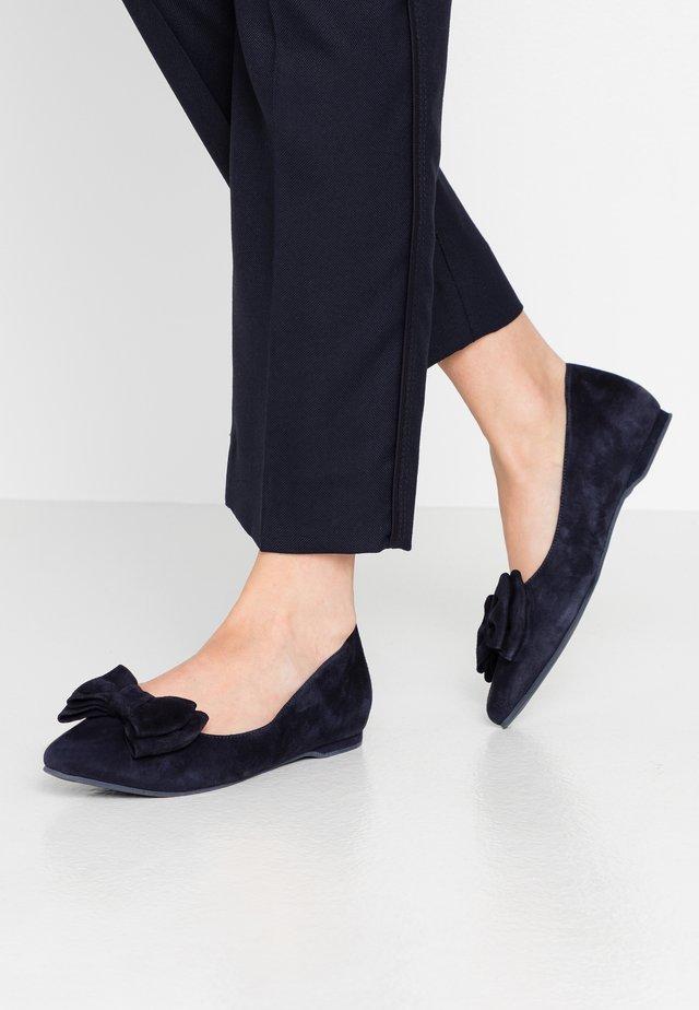 BEN - Ballerinat - dark blue