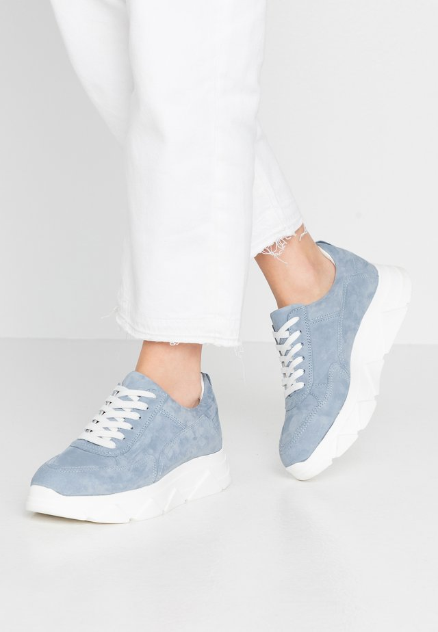 DIVA - Sneaker low - light blue