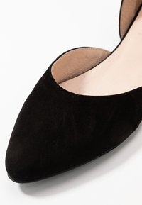 Apple of Eden - BENY - Ankle strap ballet pumps - black - 2
