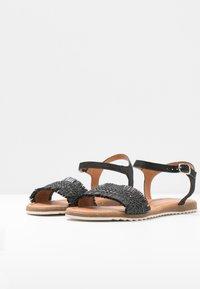 Apple of Eden - LARA - Sandals - black - 4