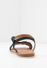 Apple of Eden - LARA - Sandals - black - 5