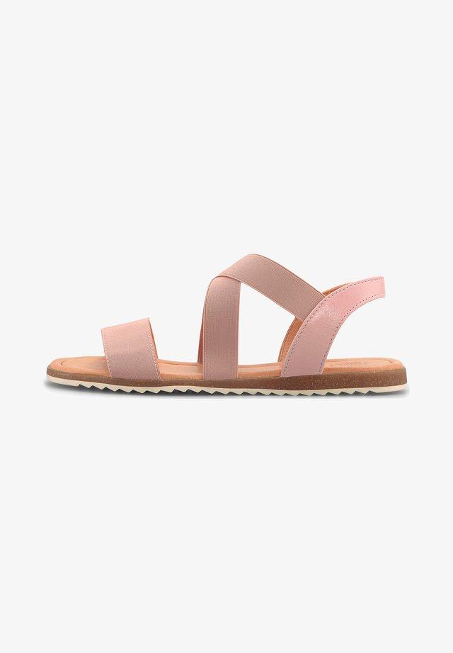 BETA - Sandals - rosa
